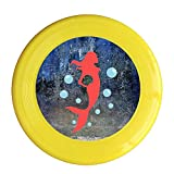 Kim Lennon The Little Mermaid Custom Outdoor Plastic Frisbee Colors And Styles Vary Yellow
