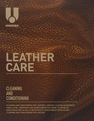 Leather Master Cleaner - Leather Master Cleaning and Conditioning Leather Care Kit - 250ml