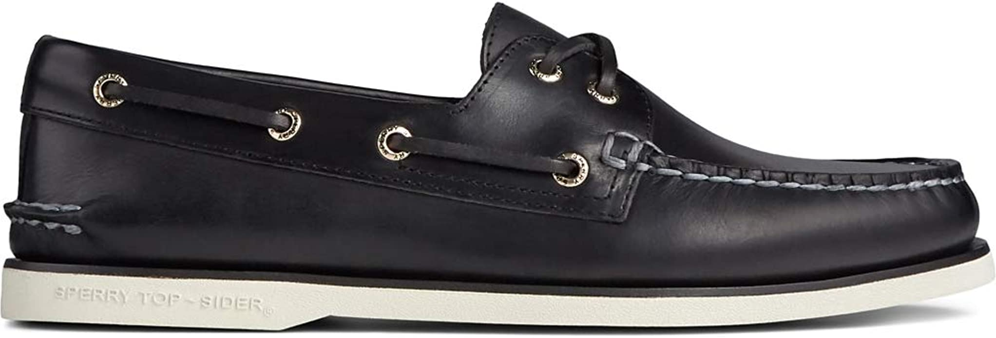 Eye Roustabout Boat Shoes Brown Black