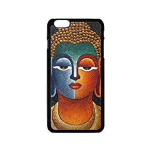Buddha Painting Cell Phone Case for Iphone 6