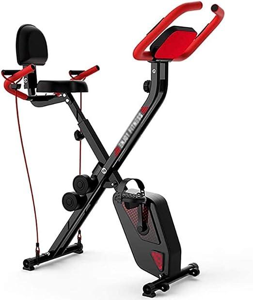 Phil Beauty Ejercicio Bicicleta Estática Plegable Magnético ...
