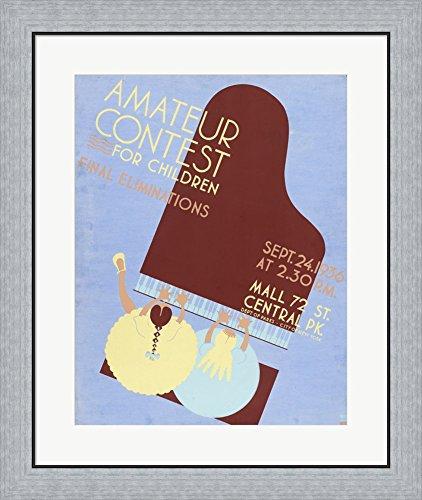 Amateur art contest