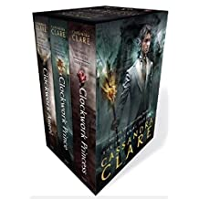 Cassandra Clare The Infernal Devices Collection 3 Books Set (Clockwork Angel,...