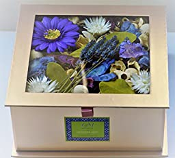 24 Hour Sale! L&M Lavender & Mint Potpourri ~ 10.5oz box filled with our exclusive botanical blend with uplifting aroma of lavender and Mint~