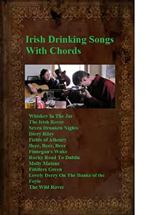 Irish Drinking Songs With Chords Kindle Edition By Seamus Connolly