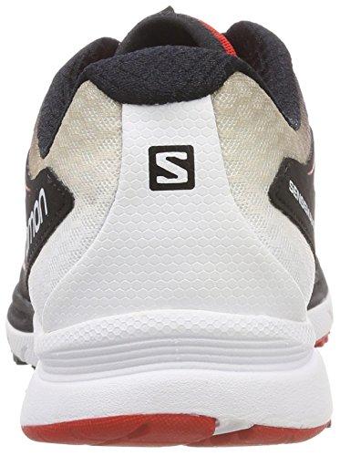 Salomon Sense Mantra 3, Scarpe da Corsa Uomo Black/White/Radiant Red