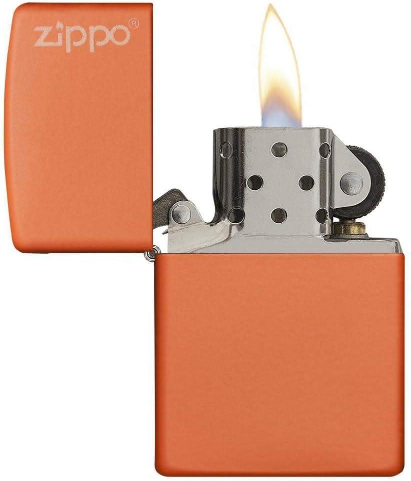 Zippo Classic Naranja - Encendedor de Cocina (Naranja, 1 Pieza(s ...