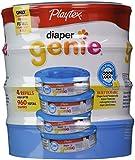 Playtex Diaper Genie Disposal System Refills, 4 Count