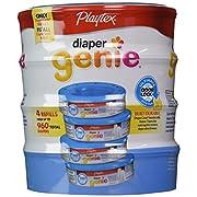 Playtex Diaper Genie Disposal System Refills, 960 count, 4 Pack