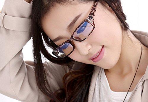 Starsource Unisex Fashion Anti-reflective/Anti-glare/Uv Protection/Clear Lens Plain Computer Eyewear Eye Glasses Read Eyeglasses-No - Glasses Mens 2016 Frames