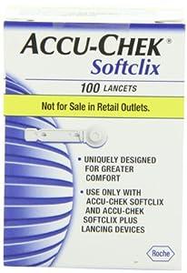 Accu-Chek Soft Clix Lancets