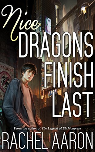 Julius is sealed in human form and banished to the DFZ—a vertical metropolis built on the ruins of Old Detroit….  Nice Dragons Finish Last by Rachel Aaron