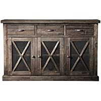 Alpine Furniture Alpine Newberry Sideboard