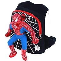 3D spiderman school bag backpack kids children cartoon school backpacks