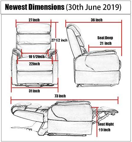 Irene House Dual Motor Lift Chair Recliners