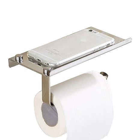 Amazon.com: Adromy - Portarrollos de papel higiénico para ...
