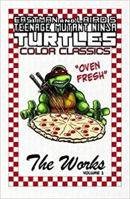 Teenage Mutant Ninja Turtles: Works Volume 1 By artist Kevin ...