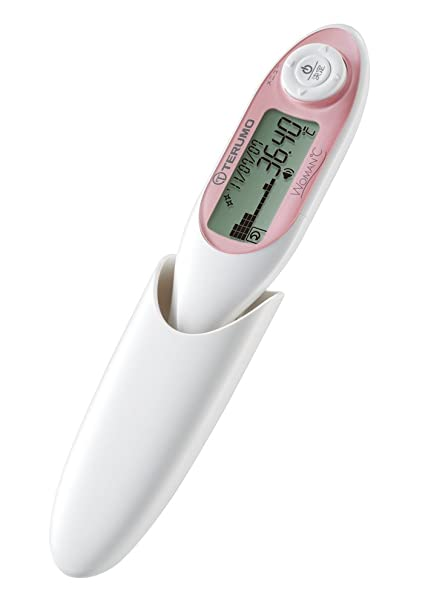 Amazon.com: Terumo Electronic thermometer WOMAN℃ Standard type 【Women thermometer (For the mouth) 20 seconds average With backlight】 ET-W520ZZ 【Japan ...
