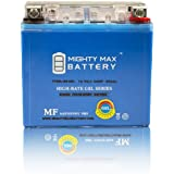 YTX5L-BS GEL Battery Replacement for Beta 400 RR Bike - Mighty Max Battery brand product