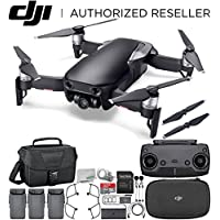 DJI Mavic Air Drone Quadcopter (Onyx Black) Ultimate Travel Bundle