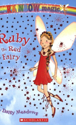 Ruby: The Red Fairy (Rainbow Magic: The Rainbow Fairies, No. (Ruby Series)