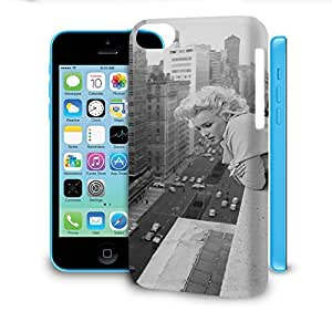CSKFUPhone Case For phone iphone 6 4.7 inch iphone 6 4.7 inch - Marilyn Monroe in New York City Snap-On Hard