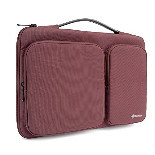 tomtoc 360° Protective Laptop Sleeve Compatible with 13-13.