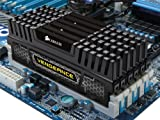 Corsair CMZ24GX3M6A1600C9 Vengeance 24GB (6x4GB) DDR3 1600 MHz (PC3 12800) Desktop Memory 1.5V