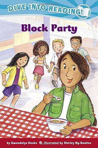Books : Block Party (Confetti Kids) (Confetti Kids: Dive Into Reading!, Level 3)