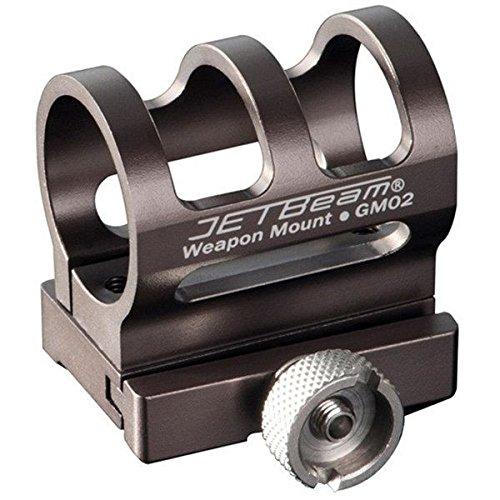 NITECORE Picatinni Gun Rail Gunmount,