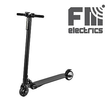 Fm de guitarras eléctricas Scooty | S de scooter con batería ...
