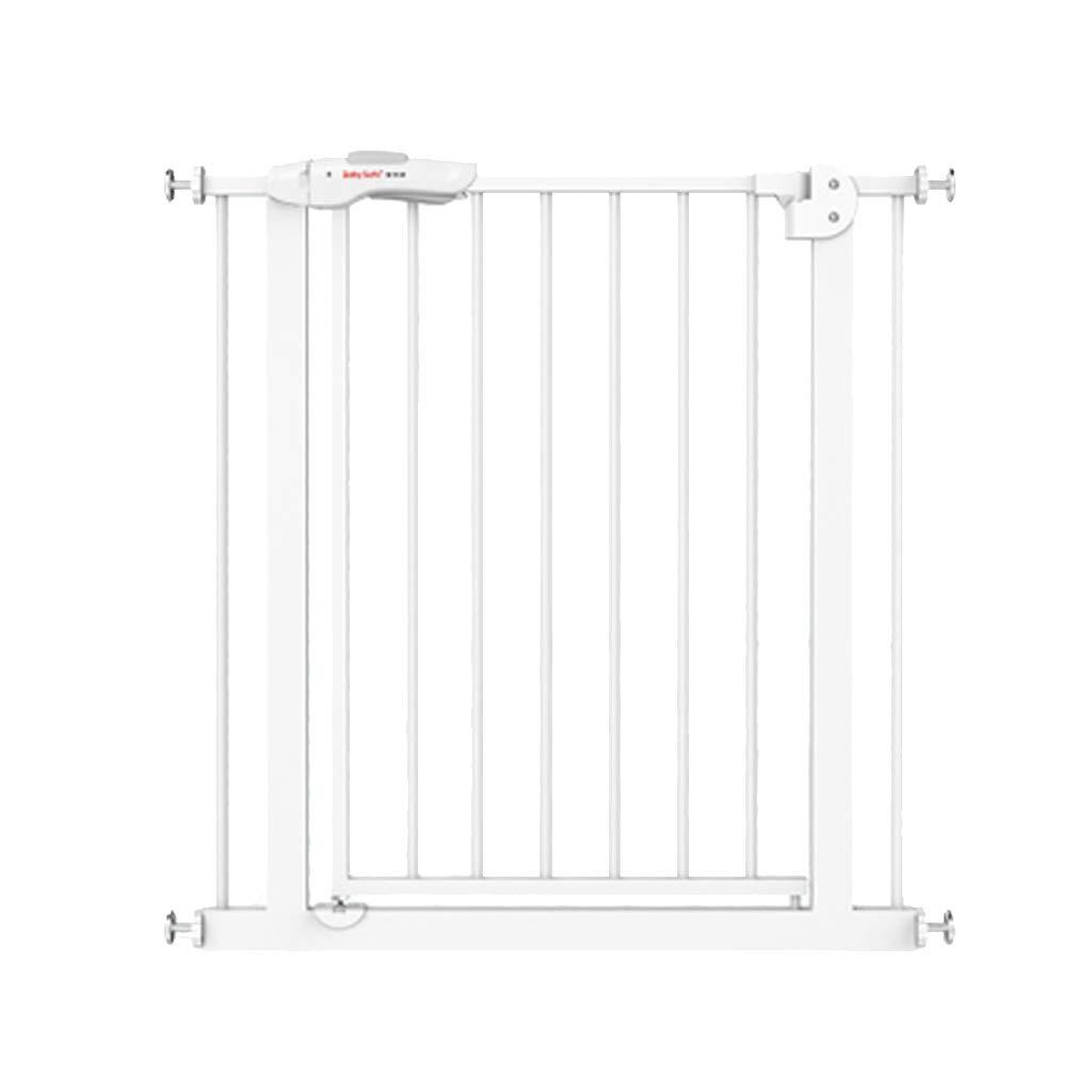 Zhao Baby-Sicherheits-Tor, Baby-Treppenhaus-Schutzzaun Antifallzaun-Küchen-Fenster-Schutzgeländer-Isolierungs-Tür 66-84CM