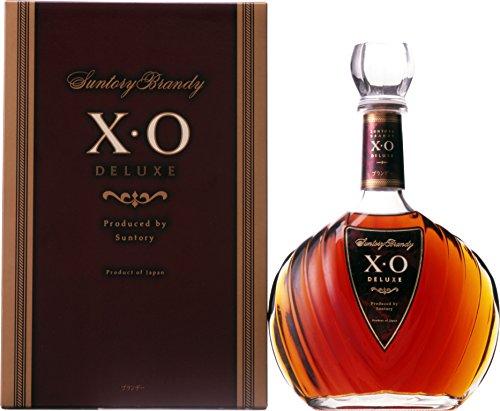 サントリー ブランデー X・Oデラックス ギフトパッケージ 700ml
