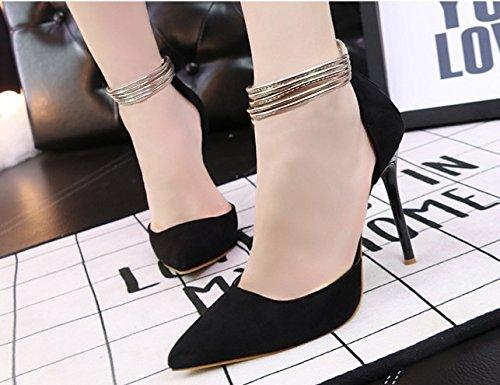 026 Infinite Mei ® Fermé Pro YGM Femmes Chaussure Zhen Décolleté de Wei Pour Inception xOwF5XTq
