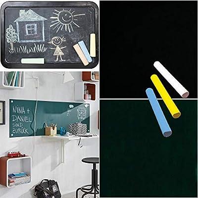 Láminas para Pizarra Lámina para Muebles D-C-Fix + 3x Tiza ...