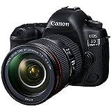 佳能Canon全幅数码单反相机 EOS 5D Mark IV/5D4 附送Aisying单反包(5D4(24-105IS II USM)标配)