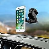 2017 Bike Phone Mount,SINCETOP Bike Mount,Universal Cell Phone Bicycle Rack Handlebar for iPhone 6 6(+) 6S/Plus 7/7lus/5C/SE, (Car Mount)