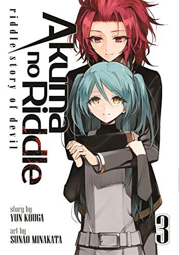 Akuma no Riddle Vol. 3: Riddle Story of Devil (Akuma no Riddle: Riddle Story of Devil)