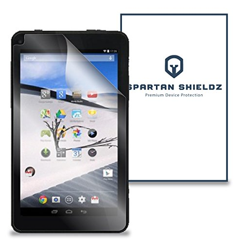 6X - Spartan Shield Premium HD Screen Protector For iView i700 SupraPad 7
