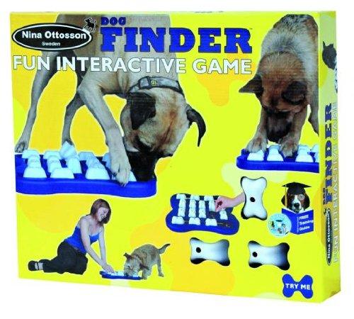 Nina Ottosson DogFinder Interactive game, My Pet Supplies