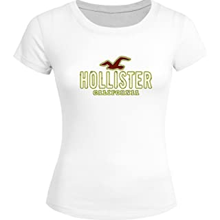 Hollister Co. For Ladies Womens T-shirt Tee Outlet