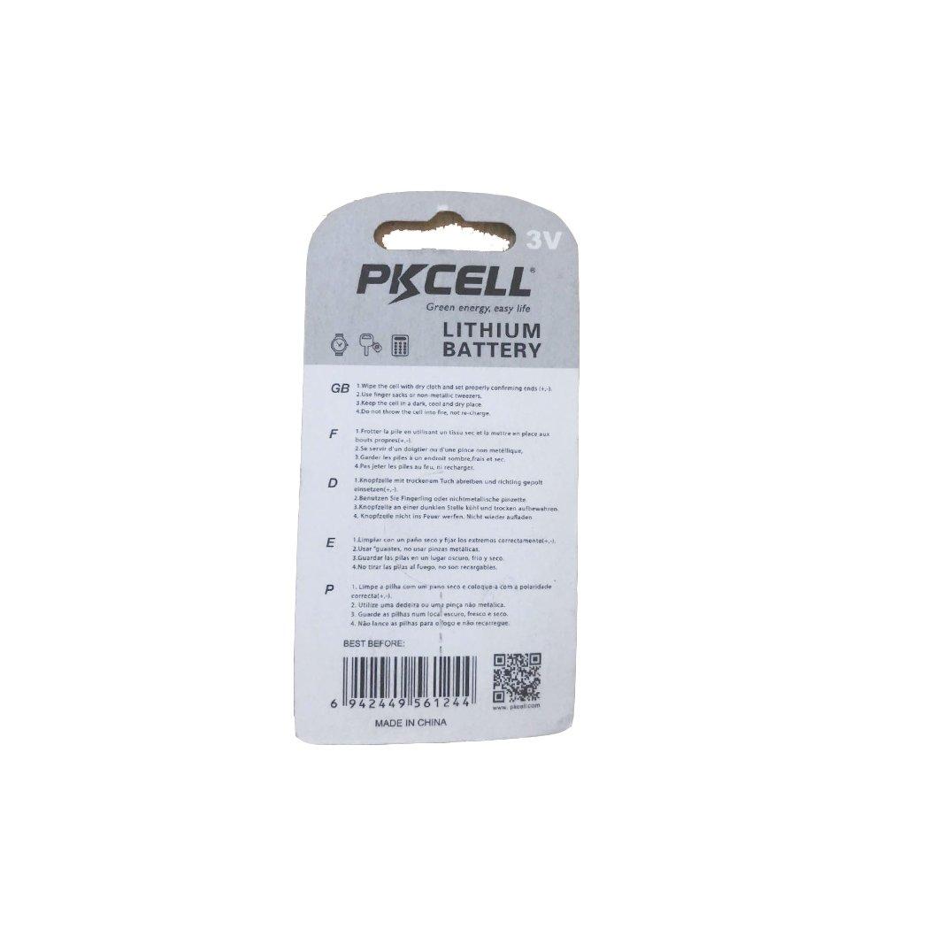 Amazon.com: CR927 3V Lithium Button Cell Batteries 50Pcs: Health & Personal Care