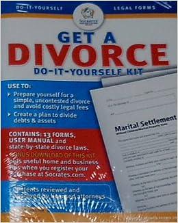 Get a divorce do it yourself kit 9781595462015 amazon books solutioingenieria Images