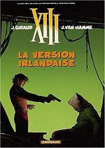 """Afficher """"XIII. n° 18 La version irlandaise"""""""
