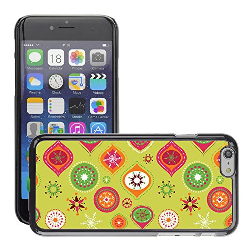 Hülle Case Schutzhülle Cover Premium Case // V00002717 Weihnachtsmuster // Apple iPhone 6 6S 6G 4.7""