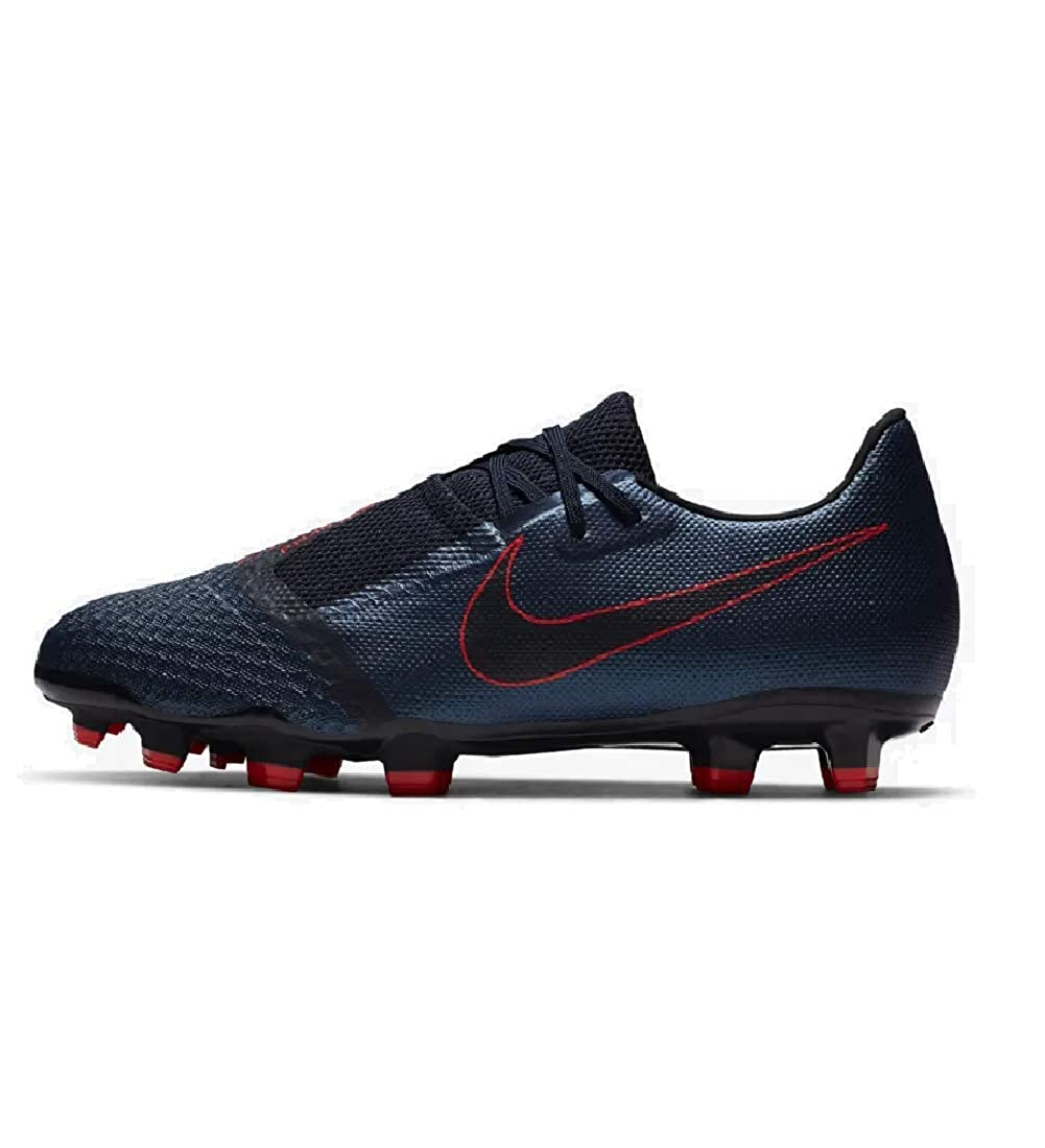 Nike Phantom Venom Academy Fg Mens 12 Womens 13 5 Obsidian Black Racer Blue White