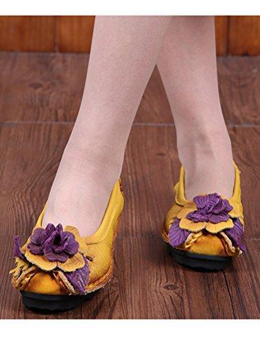 MatchLife tobillo Tira Yellow Mujer de Style5 YPrwEYq