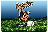 GameWear Baltimore Orioles Baseball Pet Bowl Mat, Large
