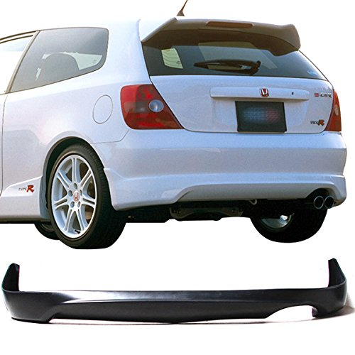 02-05 Honda Civic SI HB T-R Style Rear B - Hb Polyurethane Shopping Results
