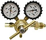 51mLsxee8 L. SL160  - Uniweld RHP800 Nitrogen Regulator with 0-800 PSI Delivery Pressure